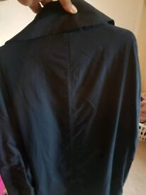 French connecton overcoat / jacket