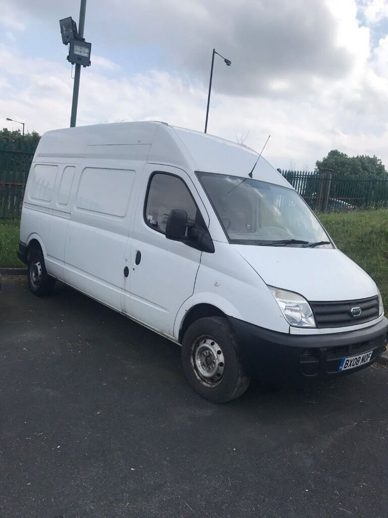 bef0e06add LDV MAXUS 2008 2.5L LWB DIESEL 3 SEAT VAN - SPARES OR REPAIR NEEDS ENGINE