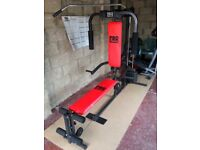Home Gym Lay Flat - Pro Power