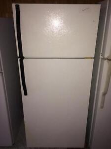 Kenmore Fridge With Top Freezer - FREE WARRANTY
