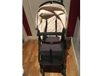 bugaboo cameleon with high performance footmuff