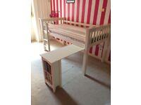 Children Sleep Station with Right Hand Ladder