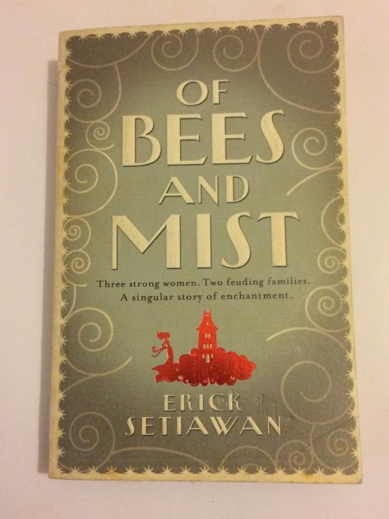 "Of Bees and Mist, Erick Setiawanin Truro, CornwallGumtree - RRP £7.99Used condition, but well kept. Paperback; 500 pages. Romance. Will post if requested. BLURB ""When Meridia flees from a house haunted by sad eyed ghosts, her mothers resentments and swirling clouds of mist, she hopes to escape to a simpler..."