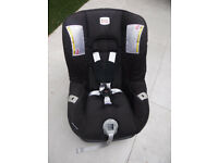 Britax First Class Plus Combination Car Seat - Black Thunder As New