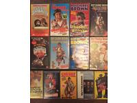 Chubby Brown video tapes