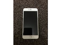 APPLE IPHONE 6 PLUS 64GB SILVER- FAULTY SCREEN- SCREEN REPLACEMENT NEEDED