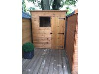 Garden Sheds + Workshops+Summerhouses: Ex displays=Massive Savings up to 50% discount+FREE DELIVERY