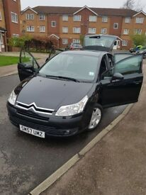 CITROEN C4 SX, AUTOMATIC, LOW MILEAGE AND GREAT CONDITION