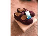 Clarks Ella Emma Shoes Size 5G