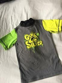 Quicksilver Surf Top