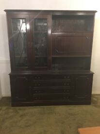 Welsh Dresser / Sideboard - FREE! - Good Condition - Solid