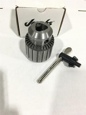 New Model 36 Jacobs Drill Chuck K4 Key 316-34 Bit Capacity 3jt Mount 6309