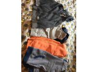4 boys cardigans 2 from next 4-5yrs