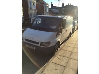 Ford Transit SWB Window Cleaning Van with 700l 2 man set up