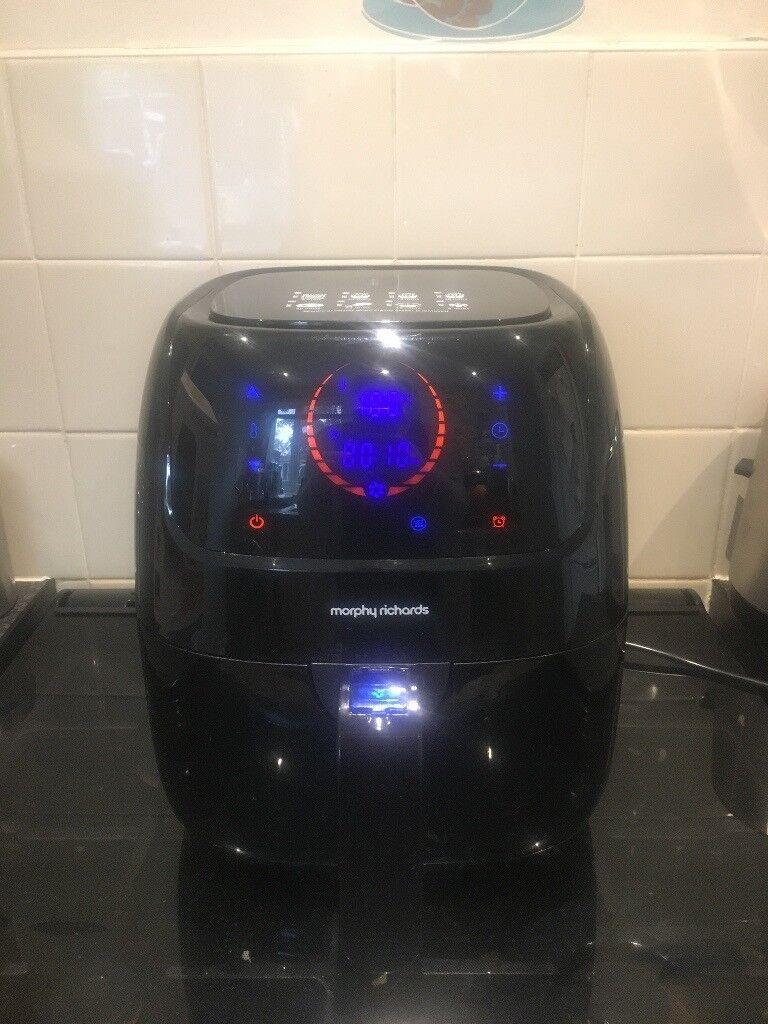 Morphy Richards digital air fryer like new