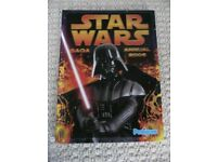 Star Wars Saga Annual 2006 Hardbacked Book Darth Vader Episodes I-VI Stories Quizzes etc