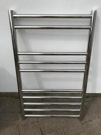 Chrome towel rail radiator NEW