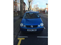 VW Polo For Sale East London, Full Service History, Low Mileage