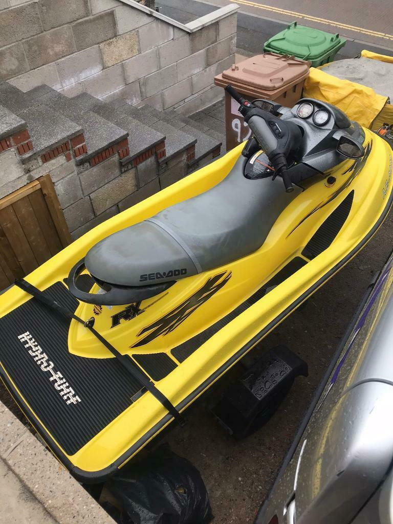 2001 Seadoo rx jet ski | in Plymouth, Devon | Gumtree