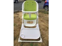 Highchair - Mamas and Papas Pixie