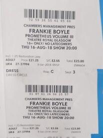 Frankie Boyle - tonight