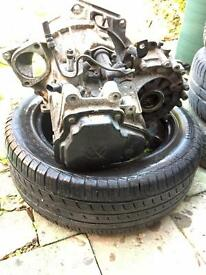 VW Golf 1.8T Gearbox, other VW Parts