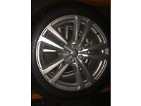 Audi Q7 alloys *** bargain***