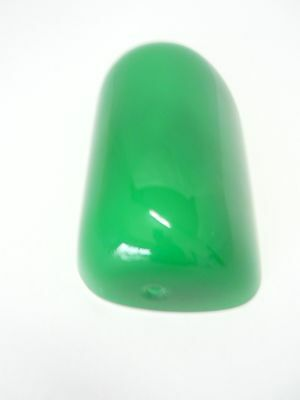 Glass replacement substitute for lamp ministerial Green