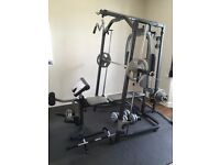 **QUICK SALE**BARGAIN** Multi-gym with all the extras