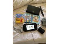 Wii U & 4 Games