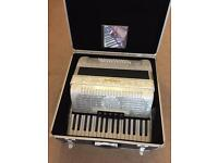 Piano accordion Scarlatti