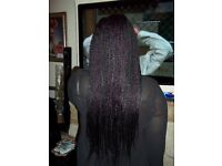 Mobile Afro-Caribbean Hairdresser for Brazilian knots, Senegalese Twist, Crochet......