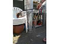 Basketball hoop metal outdoor toy
