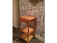@PINE SIDE TABLE@@