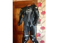 Motorcycle Leathers - One piece race suit
