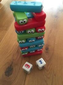 Jenga stacking
