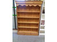 Large pine bookshelf REF:GT206