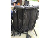 Nash rucksack with loads of gear everything you need Korda fox etc