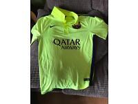 Barcelona third kit - small