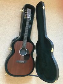 Martin & Co. 000RS-1 Electro-Acoustic Guitar (Right-Handed) w/official hard-case