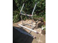 T25 Fiamma 2 bike rack