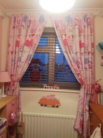 Peppa pig bedroom set