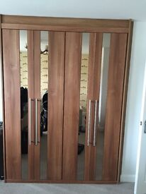 FREE mirrored wardrobe doors