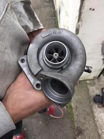 BMW E90 320d turbo