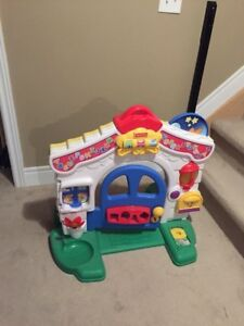 Baby Step 2 house
