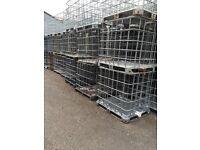 IBC Metal Storage Cages
