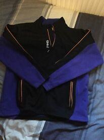 Boy's Ping Golf Top/Fleece, excellent condition