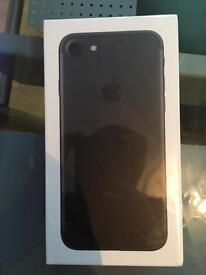 iPhone 7 256GB BRAND NEW SEALED