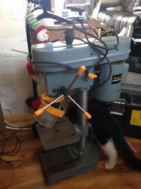 Power g 5 speed drill press