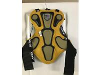 Knox motorcycle Tour back protector